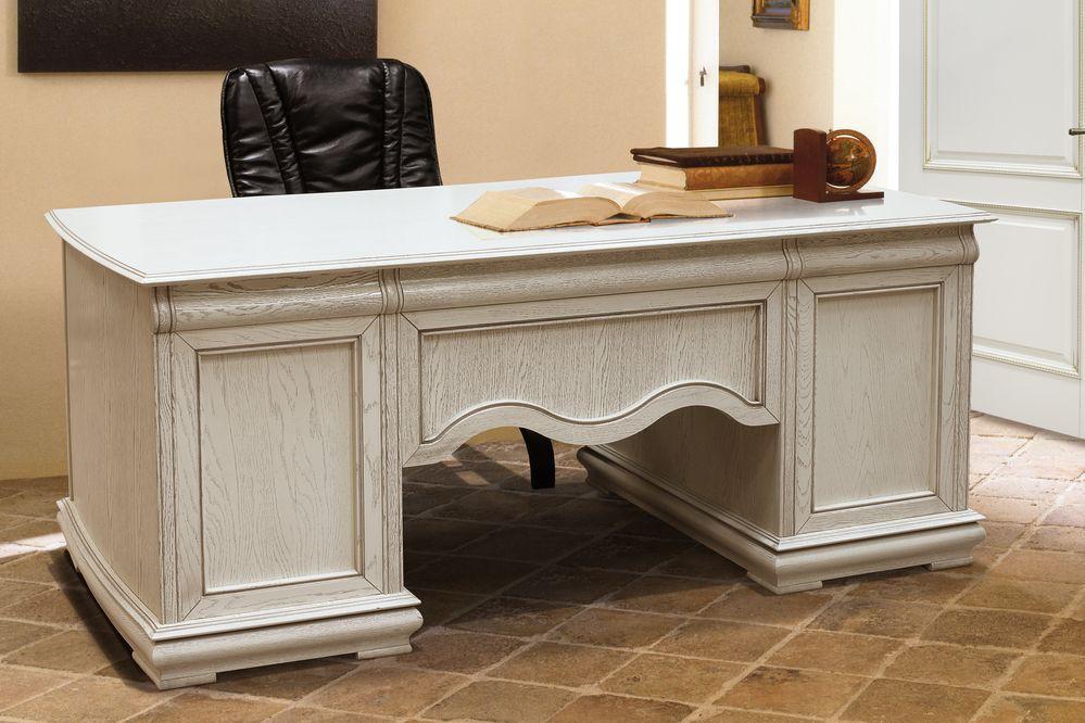 Модеро стол письменный 1 из массива дуба: купить в москве от.